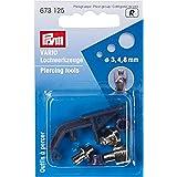 Prym 673125 gatengereedschap voor Vario-tang ST 3/4/8 mm, pruimenblauw, 3 stuks