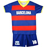 Niños–Conjunto–Camiseta & Pantalones Cortos de fútbol de Verano