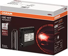 Osram DH11 Xenon 4200K Eco HID Conversation Headlight Bulb Kit (12V, 35W)