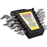 Visko Tools S025 DOE Spanner Set (Silver, Set of 6)