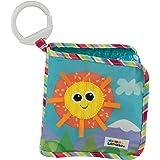 """Lamaze Baby Spielzeug """"Entdeckungsbuch"""" Clip & Go - hochwertiges Kleinkindspielzeug - Baby Buch Anhänger zur Stärkung der Eltern-Kind-Beziehung - ab 0 Monate"""