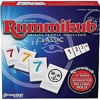 Maha Shakti Rummikub 6 Player Edition by Maha Shakti - The Original Rummy Tile Game, Blue