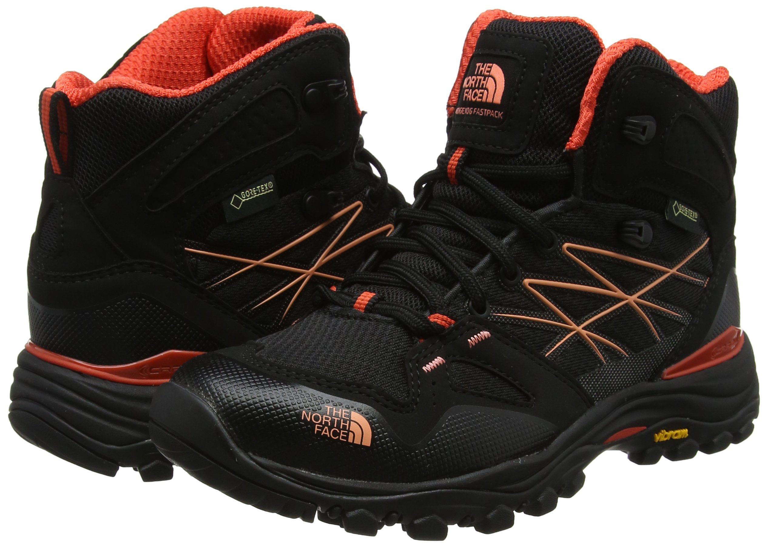 81iqG0PRJCL - THE NORTH FACE Women's Hedgehog Fastpack Mid GTX High Rise Hiking Boots