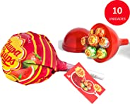 Chupa Chups Mini Mega Lollipop - 120 gm