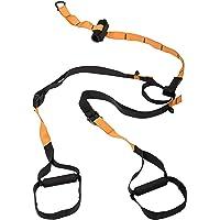SportPlus Schlingentrainer Professional, Profi-Handgriffe, inkl. Türanker, Karabinerbefestigung und Transportbeutel, Schadstoffgeprüft