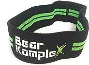 Bear KompleX Bande d'allumage pour hanche Idéal pour l'haltérophilie, les squats, et les pilates, durable pour la maison, la