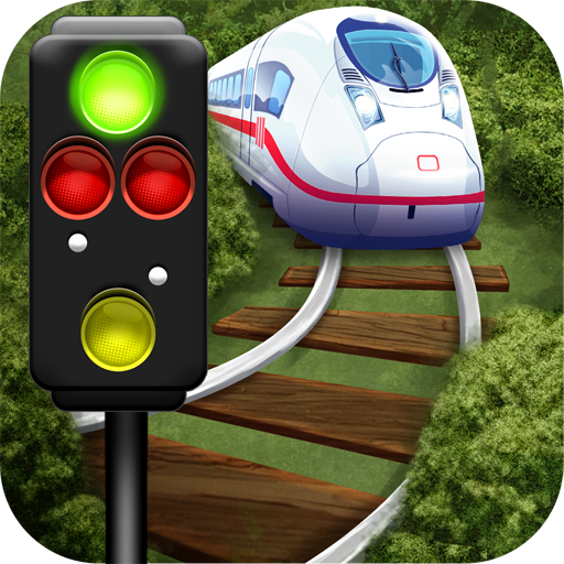 Train Control Train Simulator-spiele