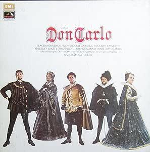 verdi don carlo gesamtaufnahme in italienischer sprache london 1970 vinyl schallplatte 4