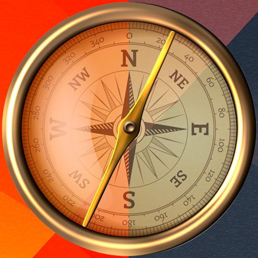 Smart Orientierung Kompass