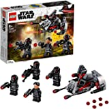 LEGO 75226 Star Wars Inferno Squad Battle Pack Battlefront Games Set Collection with Buildable TIE Fighter Speeder, Iden Versio and 3 Inferno Squad Agents Minifigures