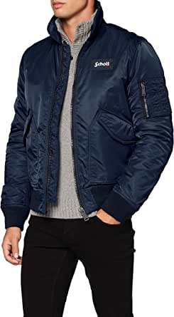 Schott NYC Men's Bomber Jacket