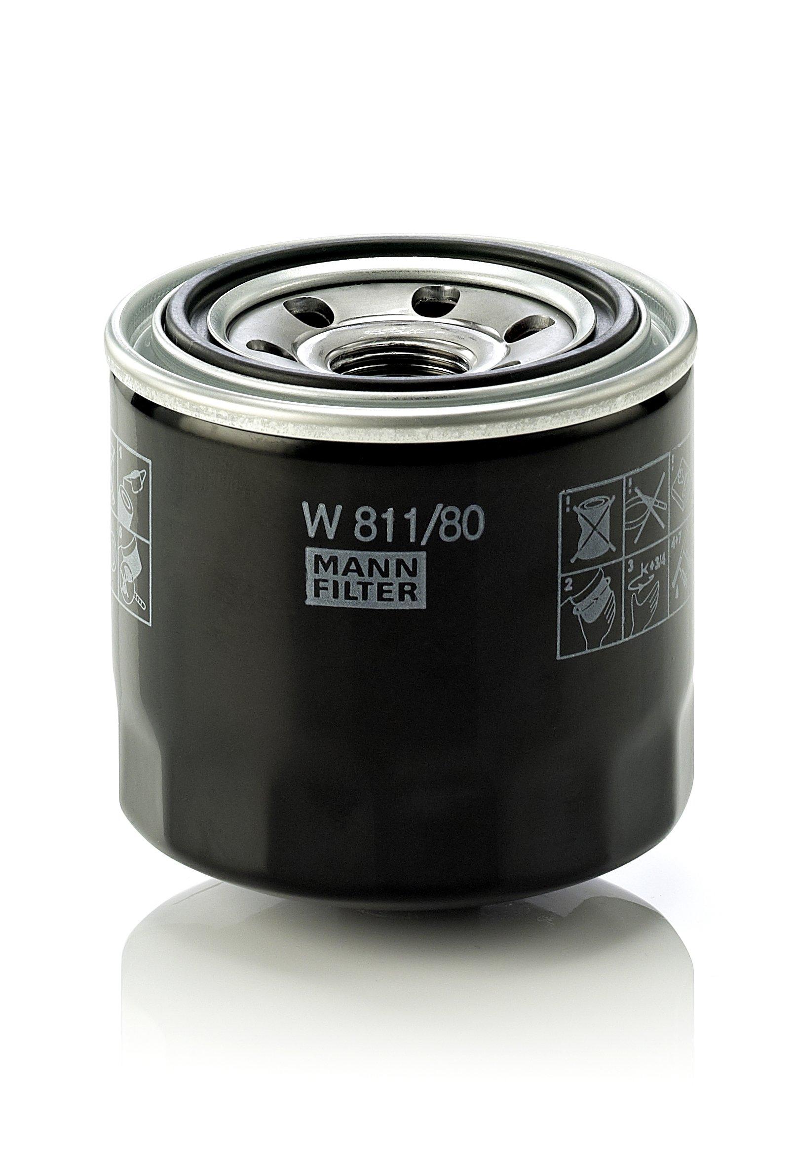 Mann Filter W81180 Ölfilter