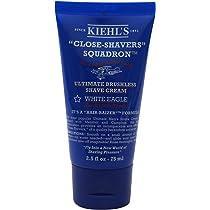 Kiehls Ultimate Brushless White Eagle Shaving Cream, 150ml