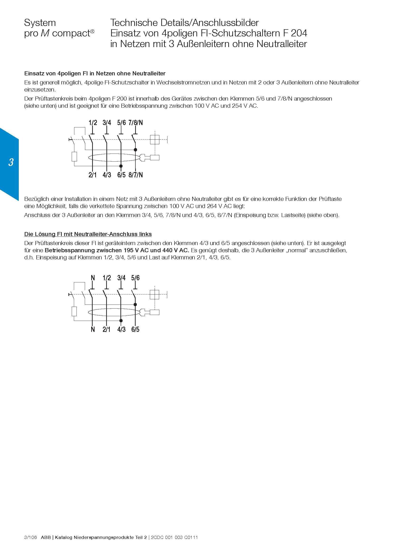 Ausgezeichnet Welche Funktion Hat Ein Neutralleiter Fotos - Der ...