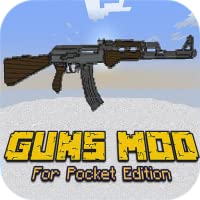 Gun Mod Master Launcher for Kindle MC Pocket Edition