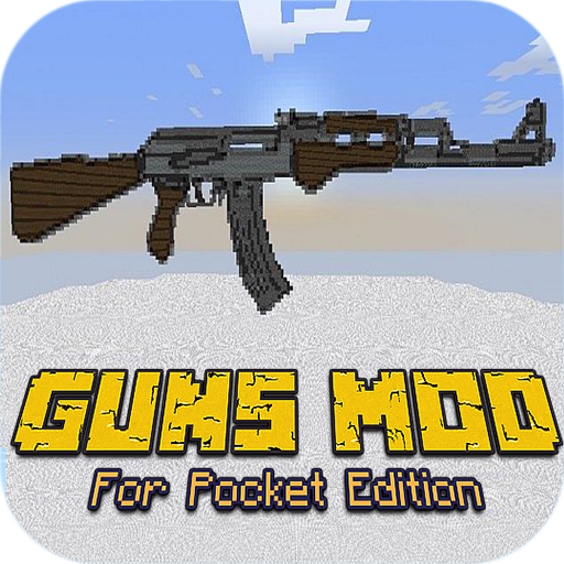 gun-mod-master-launcher-for-kindle-mc-pocket-edition