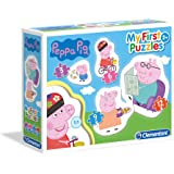 Clementoni 20808 – Peppa Pig My First Puzzle
