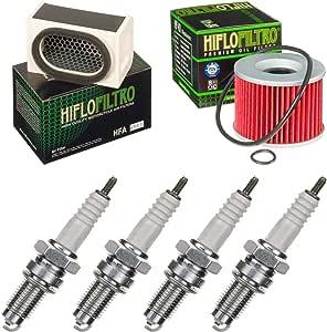 Hiflo Filtro Luftfilter HFA2703 für Kawasaki ZR-7 S von 1999 bis 2004 Filter