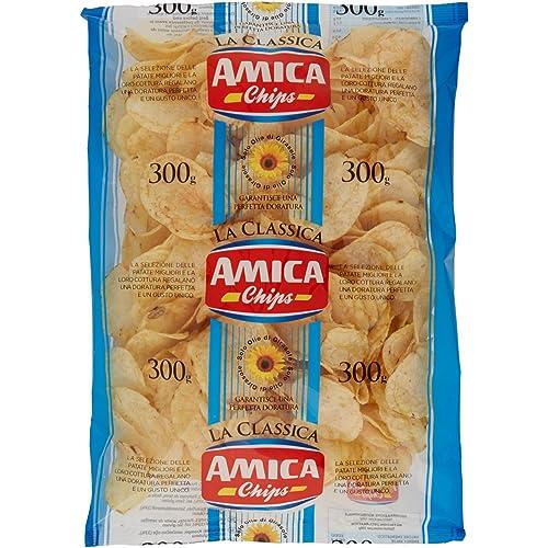 Amica Chips La classica, Garantisce una Perfetta Doratura - 300 g