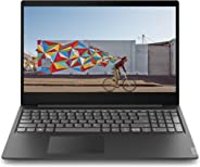 Lenovo Ideapad S145 Intel Core I5 8th Gen 15.6-inch FHD Thin and Light Laptop ( 8GB RAM / 1TB HDD / DOS / 2GB NVIDIA MX 110 Graphics / Black /1.85Kg ), 81MV009GIN