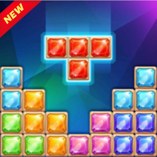 Block Puzzle Jewel - free puzzle games for kindle fire