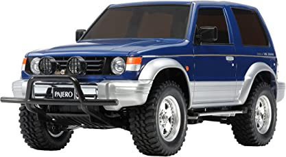 Tamiya RC Special Project Product 1/10 Electric RC Car Mitsubishi Pajero Metal Top Wide On Road 47331