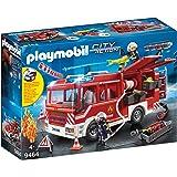 Playmobil 9464 City Action Brandweerpompwagen
