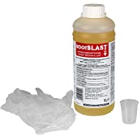 Rootblast Super Concentrated Weed Killer Commercial Strength Glyphosate for Home & Garden, 360G/L