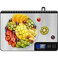 Diyife Balance Cuisine 15 kg, Professionnel Balance de Cuisine Electronique avec Grand Panneau, Balances Alimentaires…
