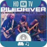 PILEDRIVER - the BOOGIE BROTHERS live in concert