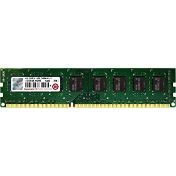 Transcend 4GB DDR3 1600 Desktop RAM