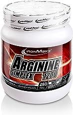 Ironmaxx Simplex 1200 Arginin (260 Kapseln)