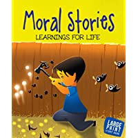 Large Print: Moral Stories Learning For Life
