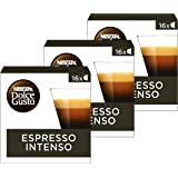 Nescafé Dolce Gusto capsules Espresso Intenso - 48 koffiecups - geschikt voor 48 koppen koffie - Dolce Gusto cups