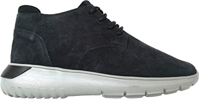 Hogan Scarpe Uomo Sneaker Desert Boot INTERACTIVE3 HXM3710AT80HK12940 Nero Notte