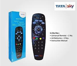 TATASKY Universal Remote