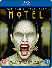 American Horror Story: Hotel - The Complete Season 5 (3-Disc Box Set) (Fully Packaged Import)