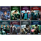 Harry Potter 1-8 Complete Collection