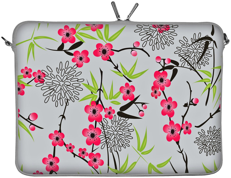 Digittrade LS104-13 Sakura MacBook Sleeve Laptop neopren case custodia portatile borsa involucro pr
