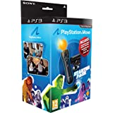 PlayStation Move Starter Pack with PlayStation Eye Camera, Move Controller and Starter Disc (PS3) [Edizione: Regno Unito]