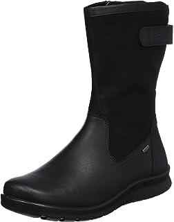 314846aba2566e Ecco ECCO HILL Damen Halbschaft Stiefel  Amazon.de  Schuhe   Handtaschen