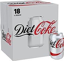 Diet Coke, 18 x 330 ml
