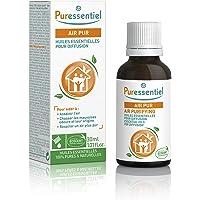 Puressentiel - Assainissant - Huiles Essentielles pour Diffusion - Diffuse Air Pur - 100% pures et naturelles - Aide à…