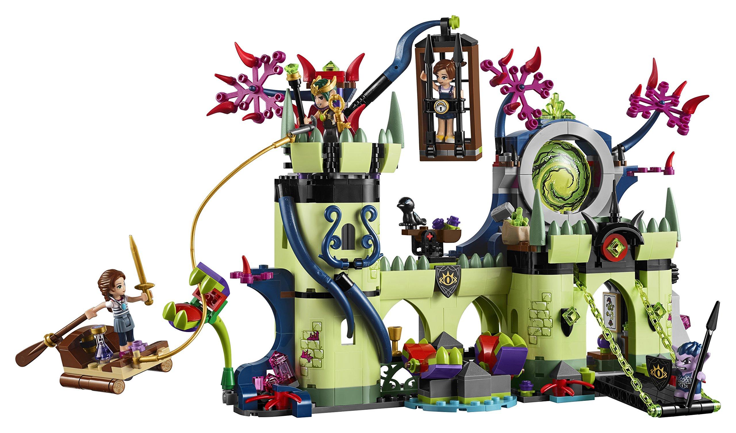 LEGO-Elves Evasione dalla Fortezza del Re dei Goblin Costruzioni Piccole Gioco Bambino, Multicolore, 804709 3 spesavip