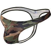 SexUp Men's Camouflage Sexy Underwear Thong