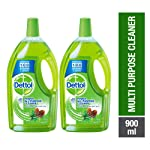 Dettol Pine Healthy Home All- Purpose Cleaner 900ml Twin Pack