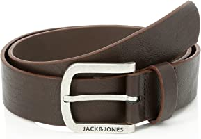 JACK & JONES Jacharry Belt Noos Cinturón para Hombre