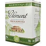 Clément Ron agricole Blanc (1 x 1 l): Amazon.es: Alimentación ...