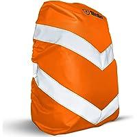 Riedler Rucksack Regenschutz speziell für Alltagsrucksäcke und Schulranzen, 100% wasserdichte Regenhülle mit stark…