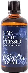 Mystic Moments Olio essenziale di lime pressato a freddo - 100ml - puro al 100%